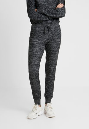 COZY - Trainingsbroek - black