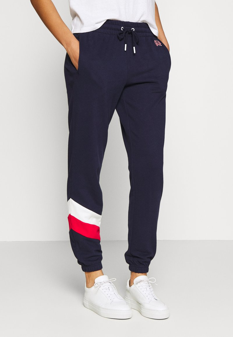 Gap Tall - Tracksuit bottoms - navy