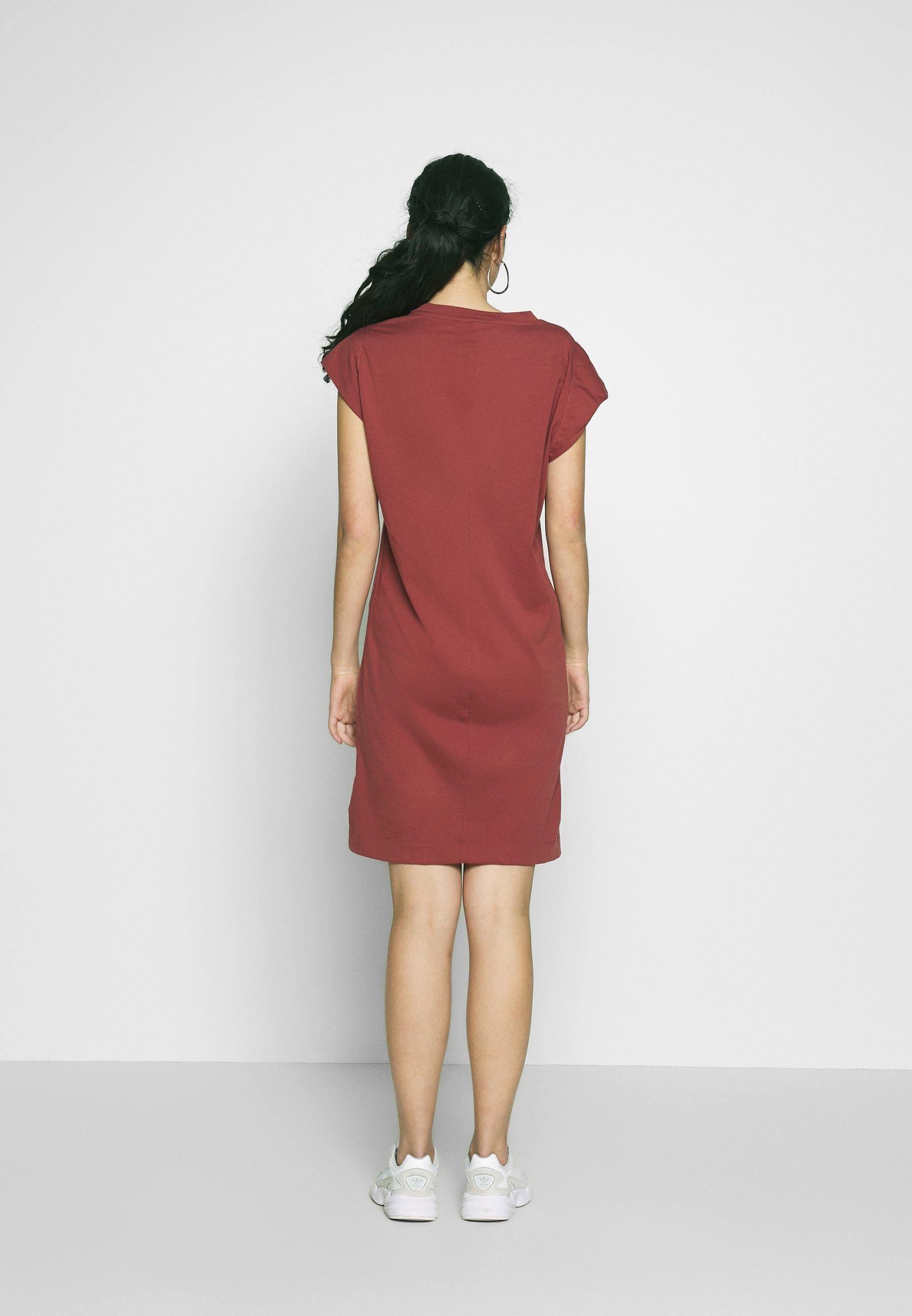 Gap Tall TEE TALL - Sukienka z dżerseju - apple butter