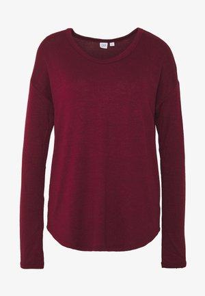 SFTSPN - Pullover - bell burgundy