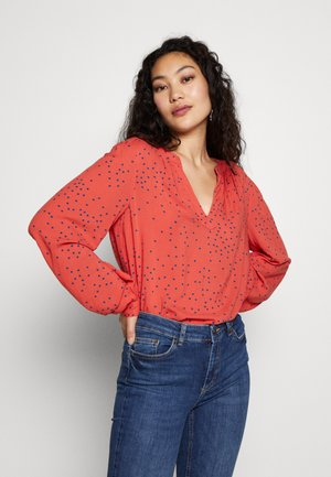 FRAMED - Blouse - red