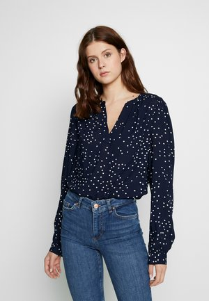 FRAMED - Blouse - navy