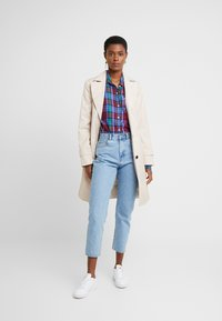 Gap Tall - DRAPEY PLAID - Košile - purple combo - 1