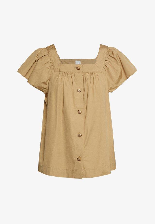 Bluzka - khaki