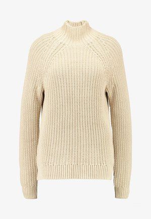 Strickpullover - oatmeal heather