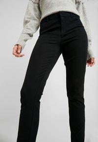 Gap Tall - ANKLE  - Kalhoty - true black - 5