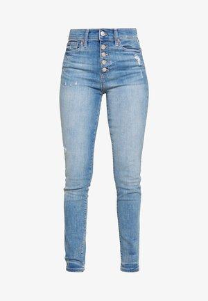 SKIMMER KENDAL  - Straight leg jeans - medium indigo