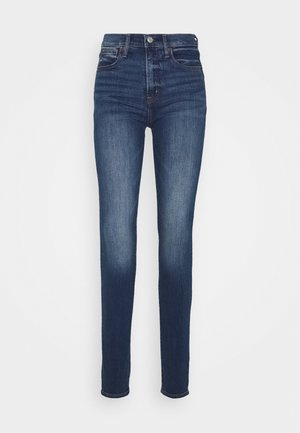 SKINNY CHARLOTTE - Skinny džíny - medium indigo