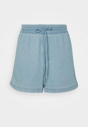 PULL ON SHORT - Shorts - light bleached