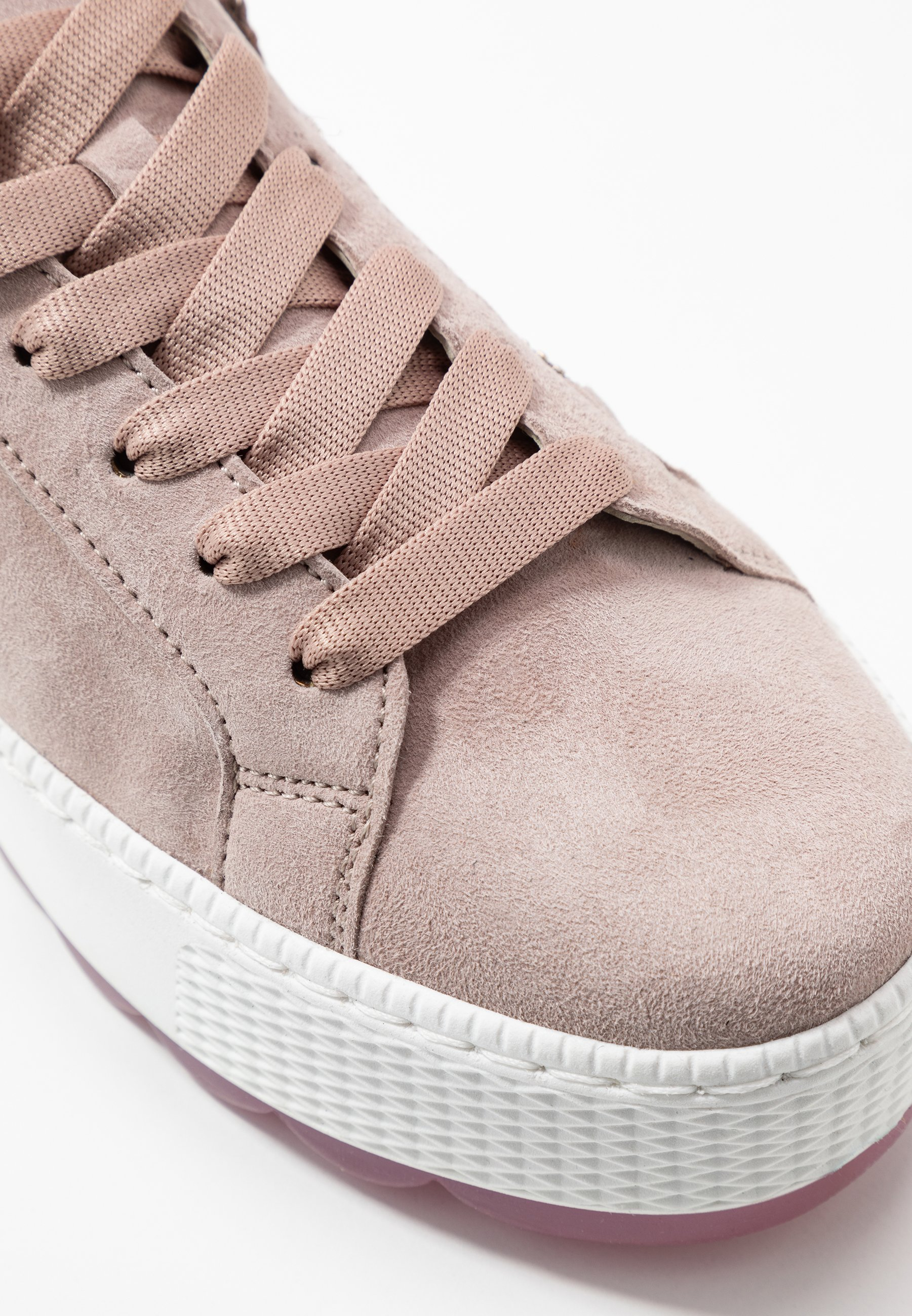 Gabor Comfort Sneaker Low - Antikrosa/weiß Black Friday
