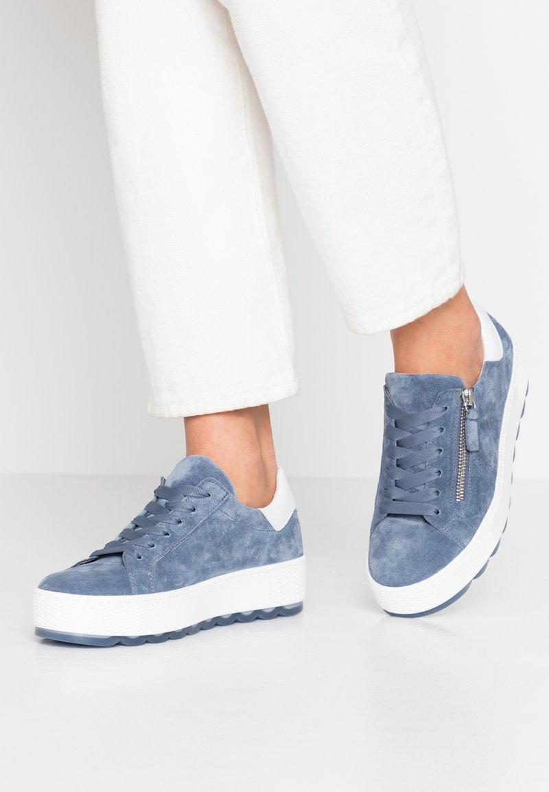 Gabor Comfort - Sneakers - nautic/weiß