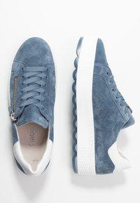 Gabor Comfort - Sneakers - nautic/weiß - 3