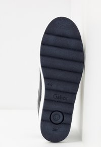 Gabor Comfort - Sneakers laag - midnight/weiss - 6
