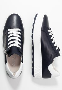 Gabor Comfort - Sneakers laag - midnight/weiss - 3