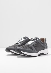 Gabor Comfort - ROLLING SOFT - Sneakers laag - grey/river - 4