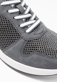 Gabor Comfort - ROLLING SOFT - Sneakers laag - grey/river - 2