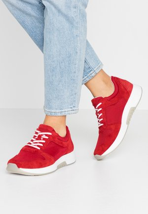 ROLLING SOFT - Sneakers - red
