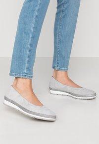 Gabor Comfort - Ballerina - light grey - 0