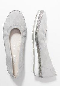 Gabor Comfort - Ballerina - light grey - 3