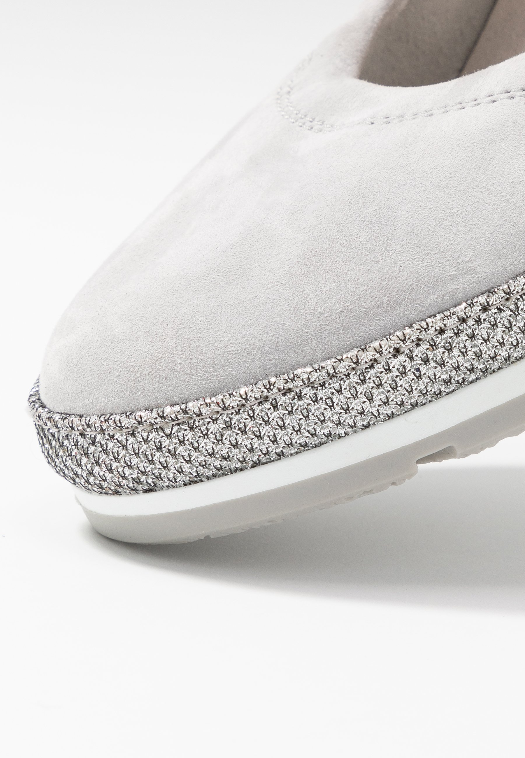 Gabor Comfort Baleriny - light grey