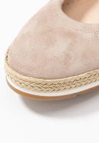 Gabor Comfort - Ballet pumps - silk - 2
