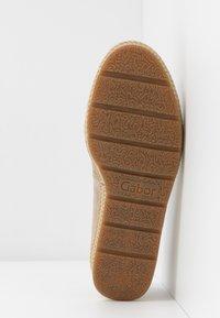 Gabor Comfort - Ballet pumps - silk - 6
