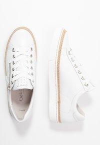 Gabor Comfort - Sneakers laag - weiß - 3