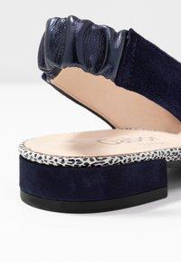 Gabor Comfort - Sling-Ballerina - bluette - 2