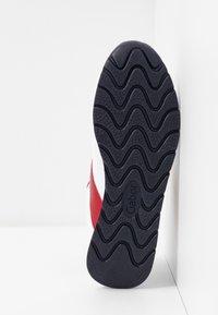 Gabor Comfort - Sneakers - weiß/pazifik/rosso - 6