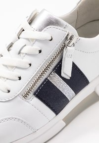 Gabor Comfort - ROLLING SOFT  - Sneakers laag - weiß/silber - 2