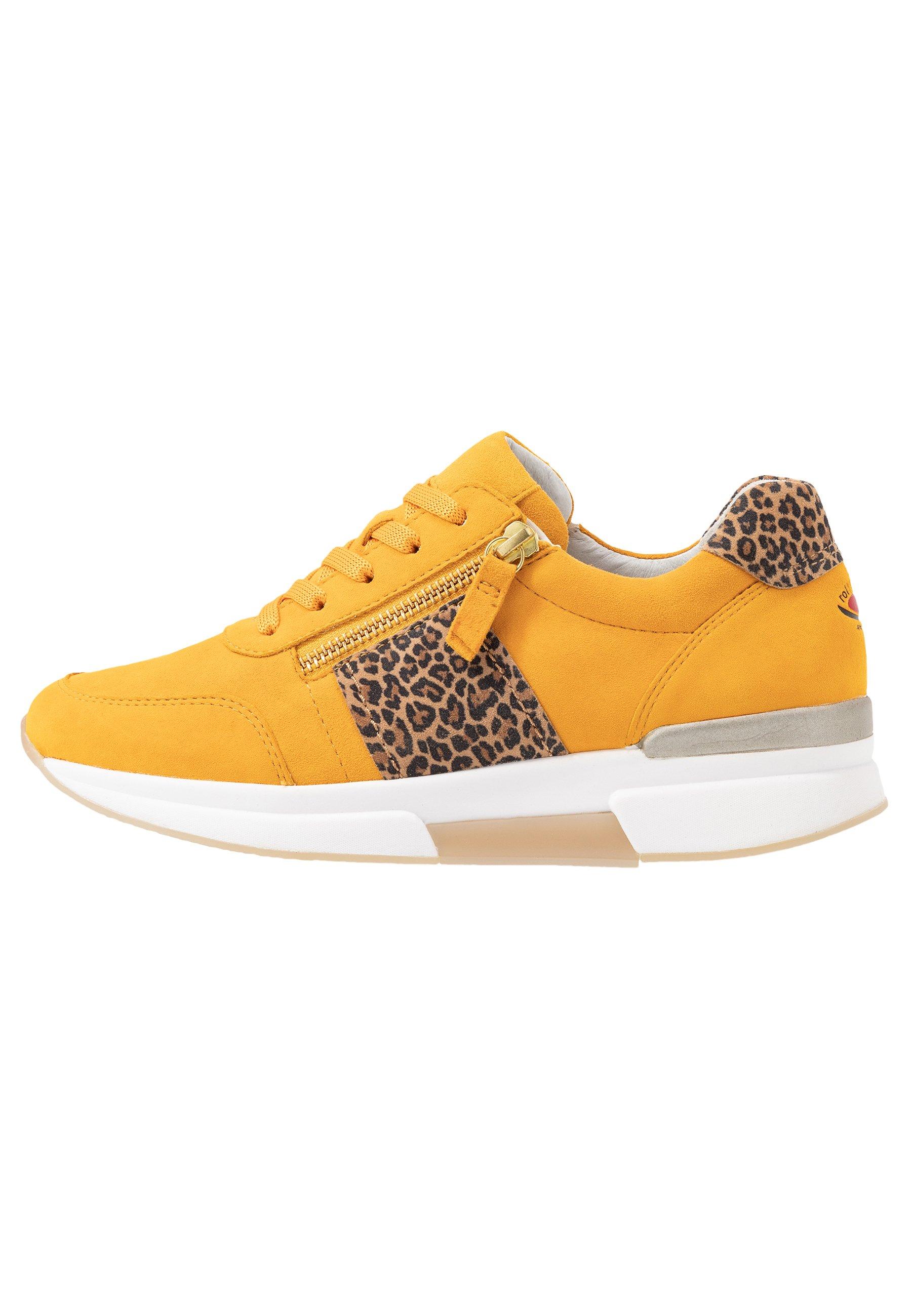 Gabor Comfort Rolling Soft - Sneakers Mango/natur
