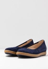 Gabor Comfort - Ballet pumps - bluette - 4