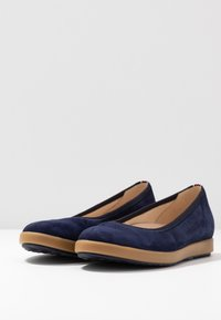 Gabor Comfort - Baleríny - bluette - 4