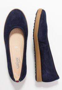 Gabor Comfort - Ballet pumps - bluette - 3