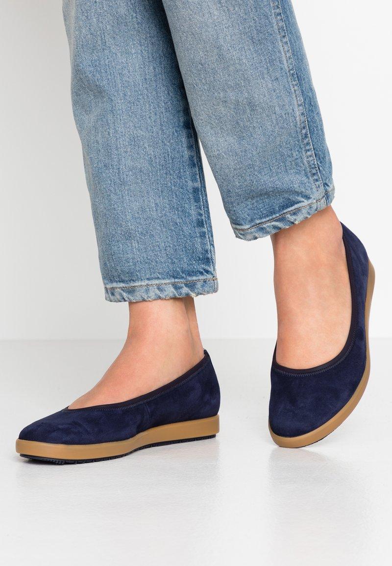 Gabor Comfort - Baleríny - bluette