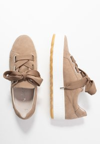 Gabor Comfort - Sneakers laag - taupe - 3