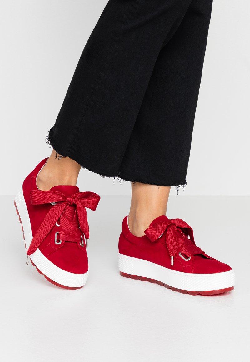 Gabor Comfort - Sneakers laag - rubin