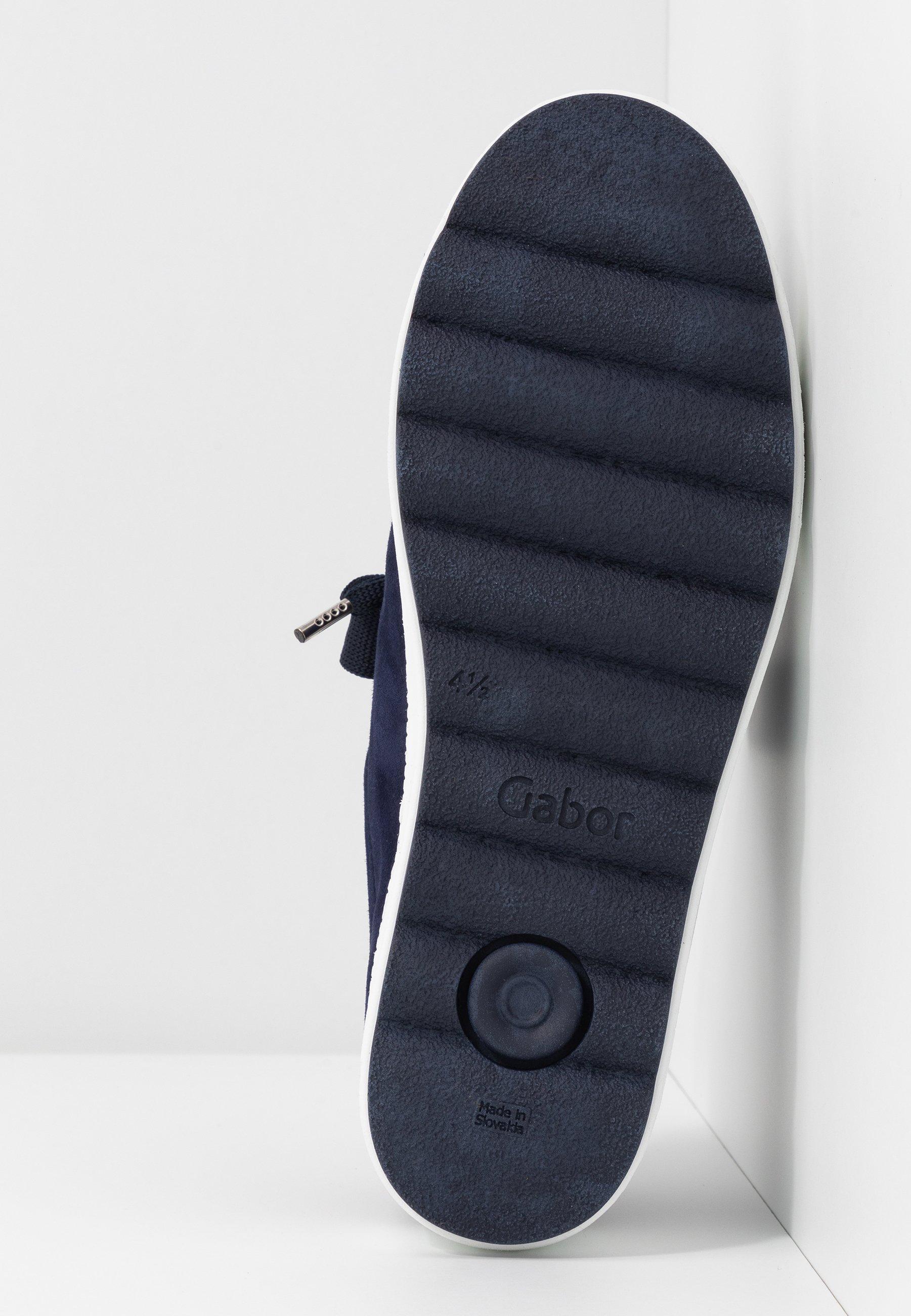 Gabor Comfort Baskets basses - bluette