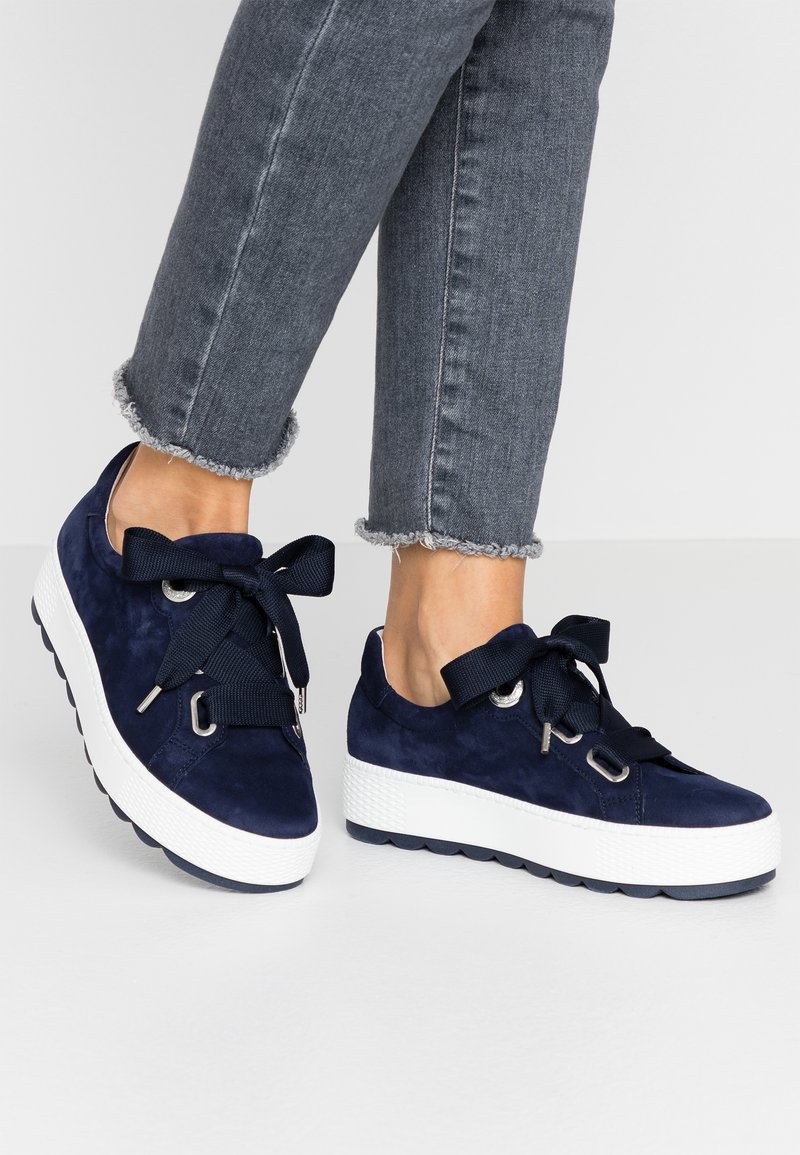 Gabor Comfort - Trainers - bluette