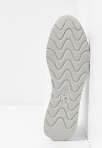 Gabor Comfort - Sneakers laag - weiß/silber - 6