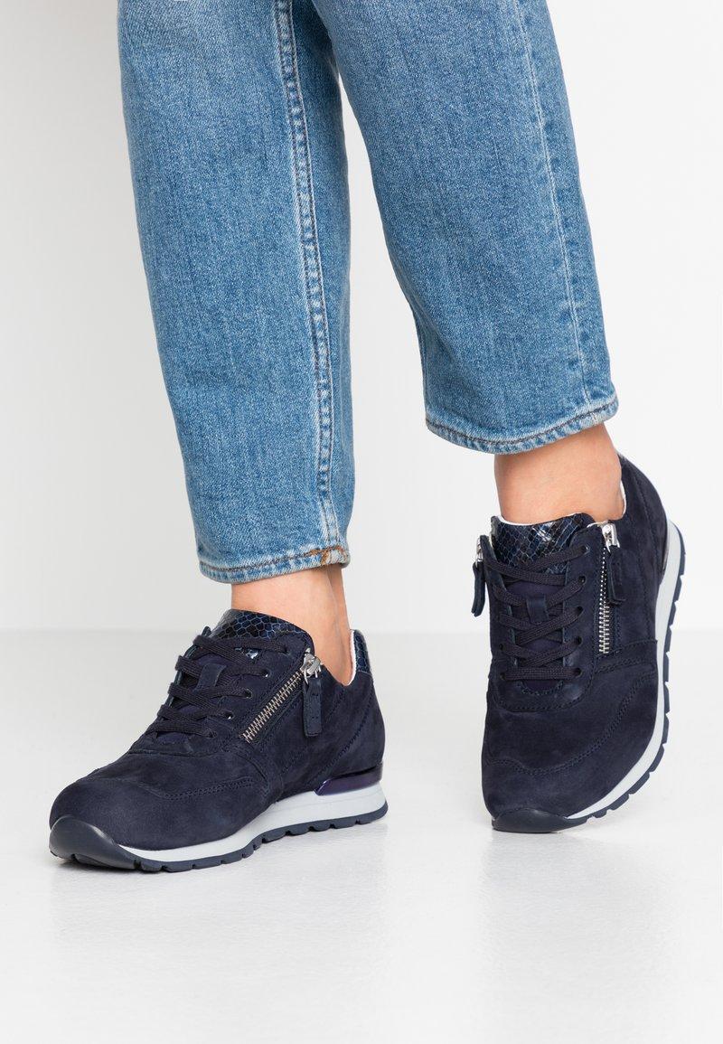 Gabor Comfort - Sneakers - blue