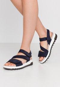 Gabor Comfort - Sandals - bluette - 0