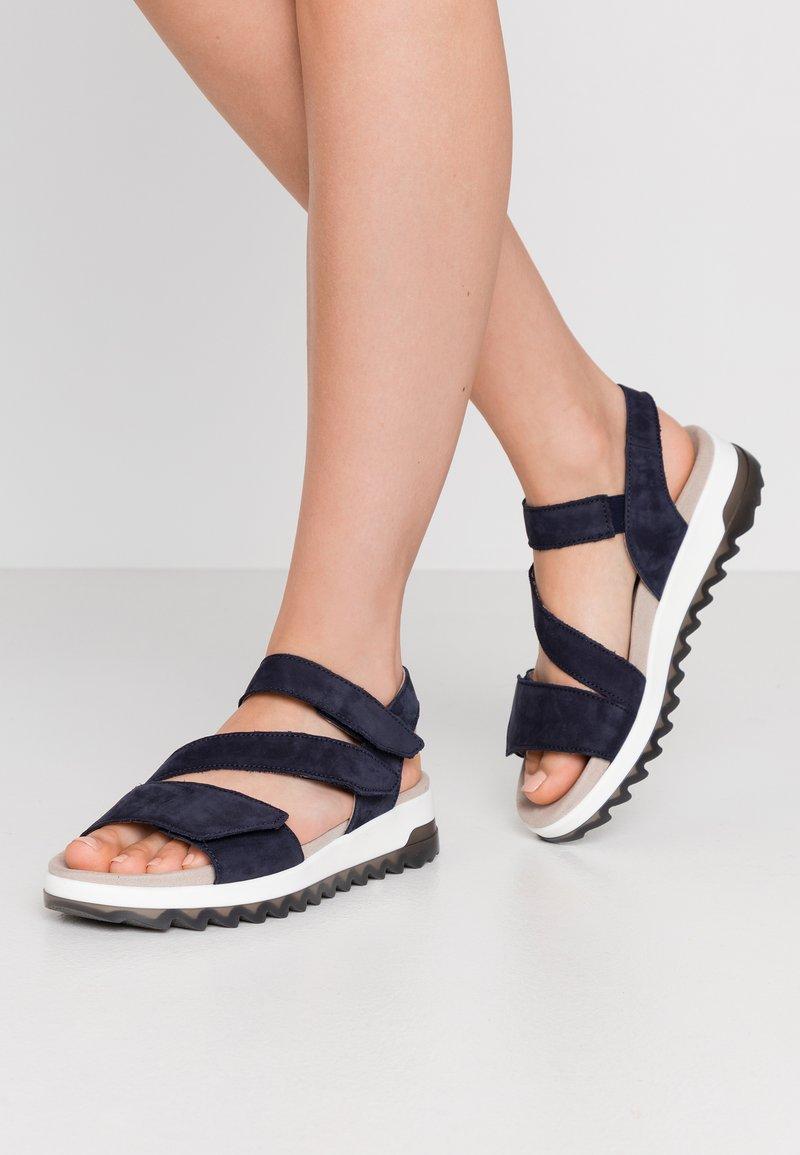 Gabor Comfort - Sandals - bluette