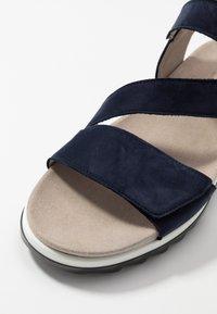 Gabor Comfort - Sandals - bluette - 2