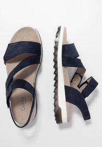Gabor Comfort - Sandals - bluette - 3
