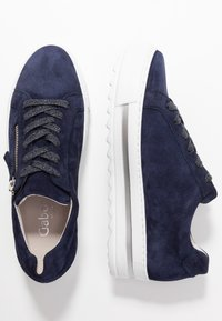Gabor Comfort - Sneakers laag - bluette - 3