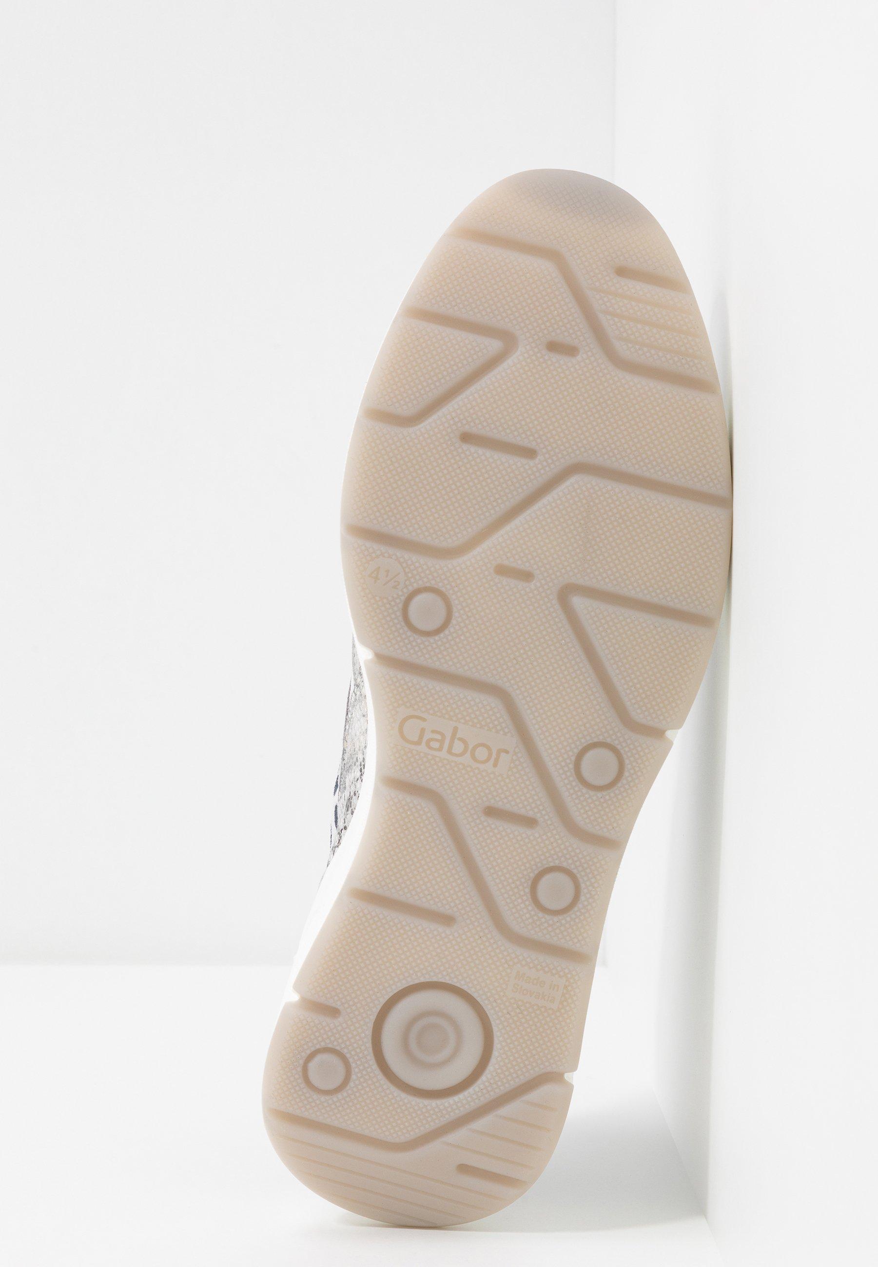 Gabor Comfort Sneakers - Light Grey/silber