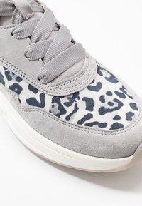 Gabor Comfort - Sneakers laag - light grey/silber - 2
