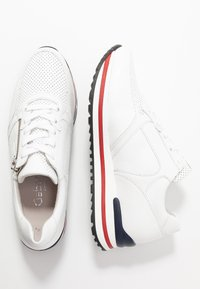 Gabor Comfort - Sneakers - weiß/rot/blue - 3