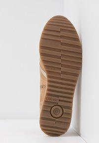 Gabor Comfort - Tenisky - caramel/camel/platin - 6